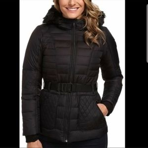 THE NORTH FACE BELTED PARKA